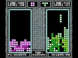 Tetris for NES